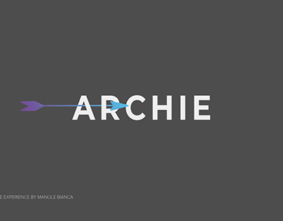 Brand Identity Guide ARCHIE