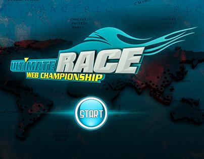 Web racing game DEMO - Game design / Lead Artist