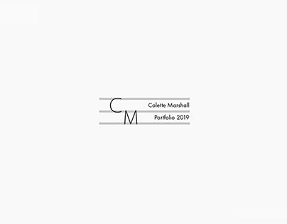 Colette Marshall // PDE Portfolio 2019