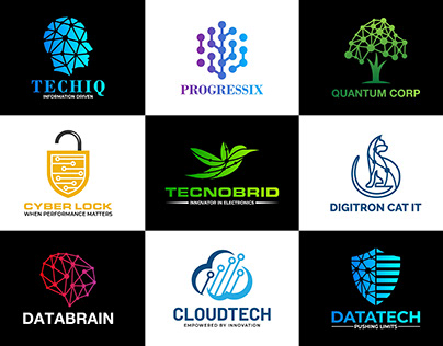Technology logofolio