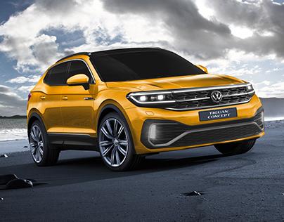 Volkswagen Tiguan CC 2022
