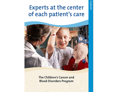 Children's Hospital Brochure