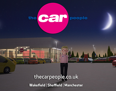 The Car People 2015 TV advert 'We're here for you'