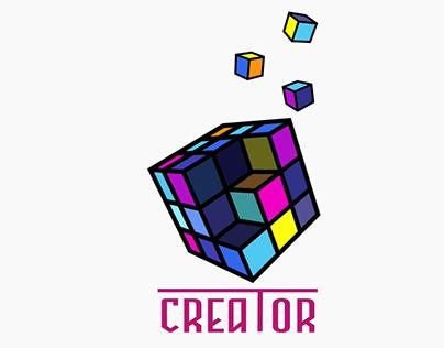 Creator Logo Animation