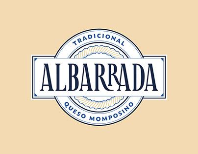 Branding para Albarrada, queso momposino