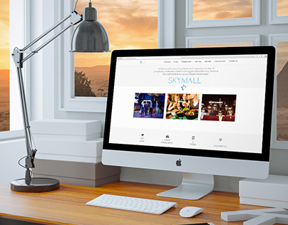 SkyMall Web-site