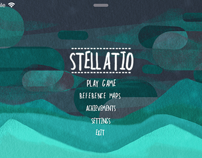 Stellatio (Game Interface Design)