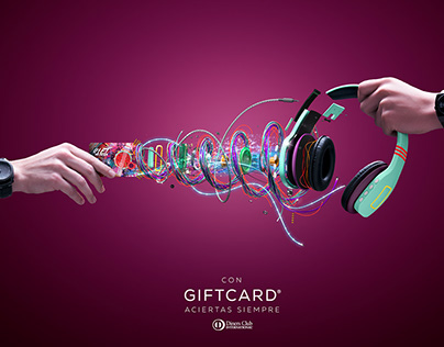 GIFTcard by Diners Club.