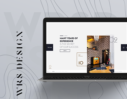 WRSDESIGN - UI&UX - webdesign (LIVE!)