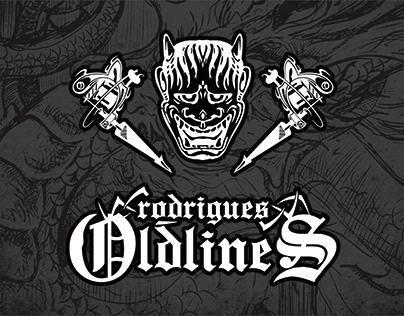 Logomarca Rodrigues Oldlines