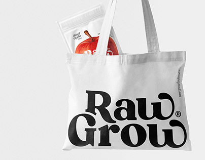 Raw Grow Dried Fruits