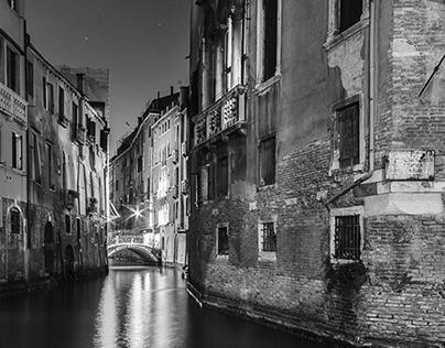 Serene Venice nights