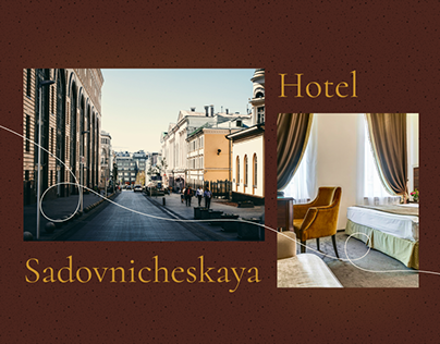 Hotel Website Redesign Concept