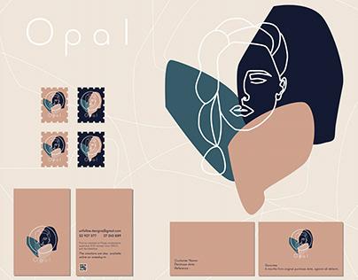 Opal Jewerly - Logo Design