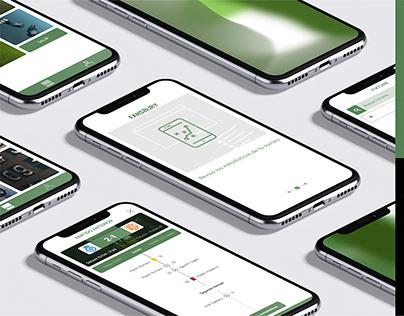 Fansbury App | UI