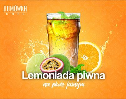 Lemoniady piwne - advertising posters