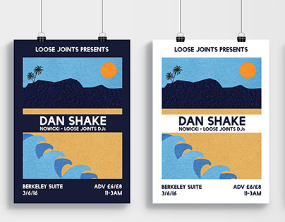 Loose Joints Posters