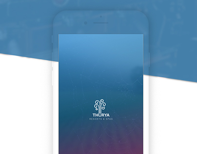 Mobile App Design for THURYA Resorts and Spas