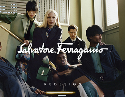Salvatore Ferragamo — Interaction
