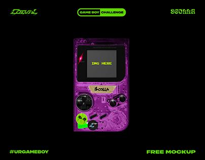 Game Boy Challenge X Coeval Magazine