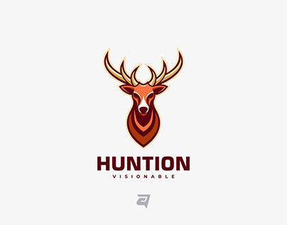 Project Mascot Cartoon Logo Design For Huntion.