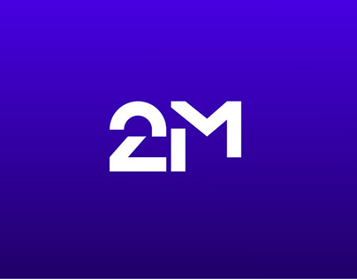 2m logo redesign