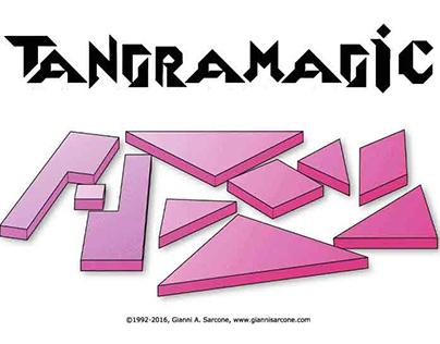 The Amazing TangraMagic Puzzle