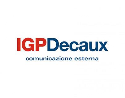 IGP Decaux   Copy ad