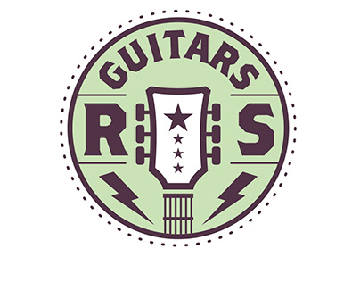RS Guitars Branding