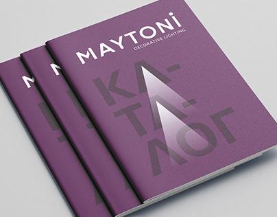 Каталог Maytoni (проект)