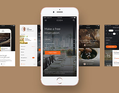 EDDA UI Kit