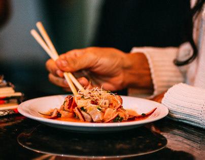 ~ Food Foto - Sushi House