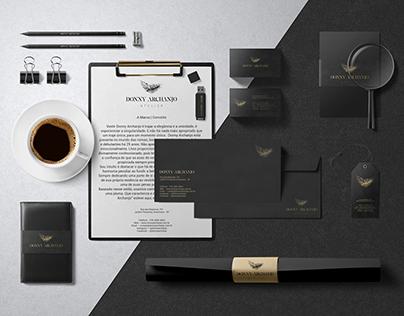 Branding - Donny Archanjo Atelier