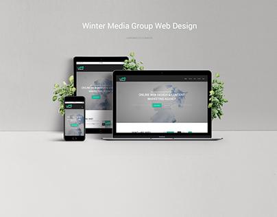 Corporate WP Site