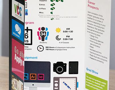 Vcc digital graphic design program