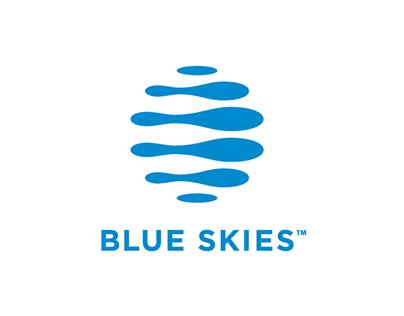 Blue Skies by Designmind