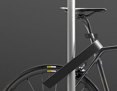 BIKEG BICYCLE LOCK