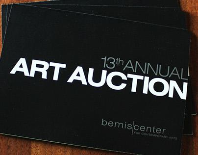 13th Annual Art Auction