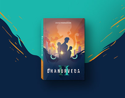 DHANURVEDA II - Book Cover Design