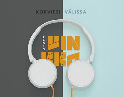 Logo Design - Radio Vinkka