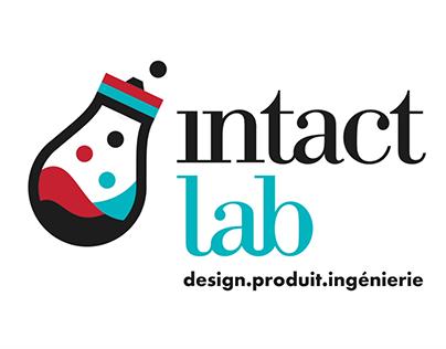 Intactlab Logo Animation