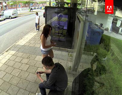 Photoshop Live – Street Retouch Prank