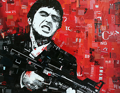 "Al Pacino - Tony Montana - ""Say hello to my little fr"