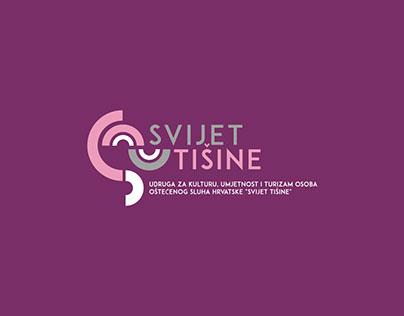 Svijet Tišine - Logo Update