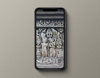 Temples Relief Augmented Reality App