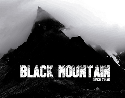 BLACK MOUNTAIN EP by ME