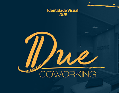 Identidade visual - DUE COWORKING