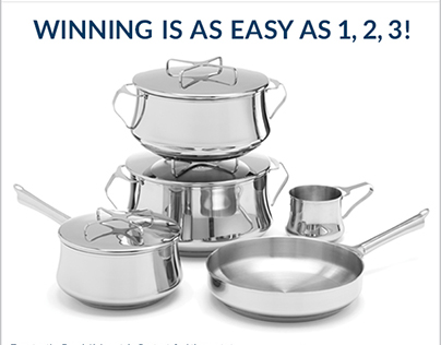 11/21/16 Dansk Cookware Contest Email