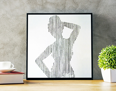 Silhouettes Art Project