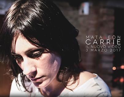 "Mataleòn - ""CARRIE"" (Official Music Video)"